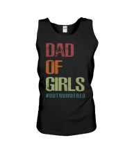 DAD OF GIRLS - MB57 Unisex Tank thumbnail