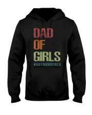 DAD OF GIRLS - MB57 Hooded Sweatshirt thumbnail