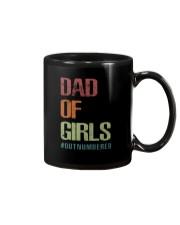 DAD OF GIRLS - MB57 Mug thumbnail
