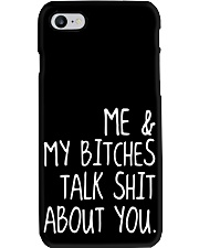 ME AND MY BITCHES - MB326 Phone Case thumbnail