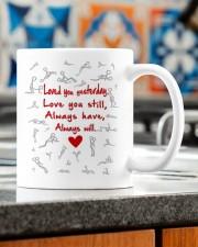 ALWAYS WILL Mug ceramic-mug-lifestyle-57