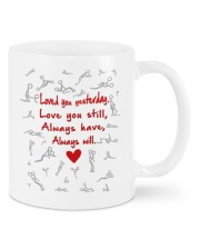 ALWAYS WILL Mug front