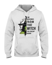 I AM DESCENDED FROM THAT WITCH Hooded Sweatshirt thumbnail