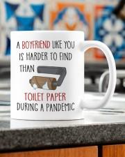 IS HARDER TO FIND THAN TOILET PAPER Mug ceramic-mug-lifestyle-57