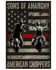 AMERICAN CHOPPERS Vertical Poster tile