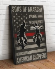 AMERICAN CHOPPERS 20x30 Gallery Wrapped Canvas Prints aos-canvas-pgw-20x30-lifestyle-front-14