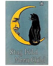 STAY WILD MOON CHILD  Vertical Poster tile