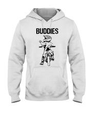 BABY BIKER - MB309 Hooded Sweatshirt thumbnail