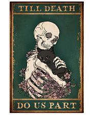 TILL DEATH DO US PART Vertical Poster tile