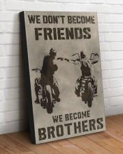 WE BECOME BROTHERS 20x30 Gallery Wrapped Canvas Prints aos-canvas-pgw-20x30-lifestyle-front-14