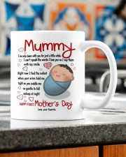 HAPPY FIRST MOTHER'S DAY Mug ceramic-mug-lifestyle-57