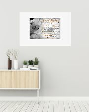 TO MY HUSBAND - MB316 36x24 Poster poster-landscape-36x24-lifestyle-01