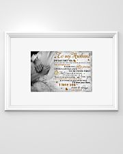 TO MY HUSBAND - MB316 36x24 Poster poster-landscape-36x24-lifestyle-02