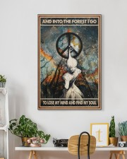INTO THE FOREST I GO 20x30 Gallery Wrapped Canvas Prints aos-canvas-pgw-20x30-lifestyle-front-03
