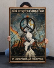 INTO THE FOREST I GO 20x30 Gallery Wrapped Canvas Prints aos-canvas-pgw-20x30-lifestyle-front-24