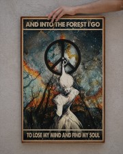INTO THE FOREST I GO 20x30 Gallery Wrapped Canvas Prints aos-canvas-pgw-20x30-lifestyle-front-29