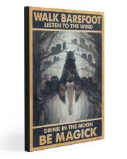 BE MAGICK 20x30 Gallery Wrapped Canvas Prints front