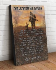 WALK WITH ME DADDY 20x30 Gallery Wrapped Canvas Prints aos-canvas-pgw-20x30-lifestyle-front-14