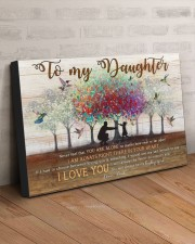 TO MY DAUGHTER  30x20 Gallery Wrapped Canvas Prints aos-canvas-pgw-30x20-lifestyle-front-07