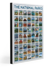 THE NATIONAL PARKS 20x30 Gallery Wrapped Canvas Prints thumbnail