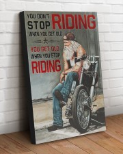 GET OLD WHEN YOU STOP RIDING  20x30 Gallery Wrapped Canvas Prints aos-canvas-pgw-20x30-lifestyle-front-14