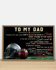 TO MY DAD - MB297 36x24 Poster poster-landscape-36x24-lifestyle-03