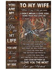 LOVE YOU THE MOST 11x17 Poster thumbnail