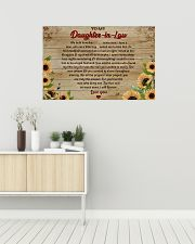 TO MY DAUGHTER-IN-LAW  - MB334 36x24 Poster poster-landscape-36x24-lifestyle-01