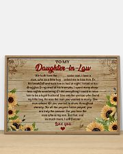 TO MY DAUGHTER-IN-LAW  - MB334 36x24 Poster poster-landscape-36x24-lifestyle-03