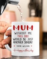 ANOTHER SUNDAY Mug ceramic-mug-lifestyle-65
