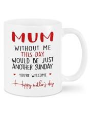 ANOTHER SUNDAY Mug front