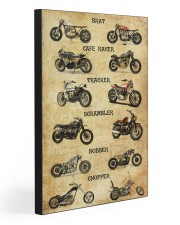 Best Gifts For Motorcyclists  20x30 Gallery Wrapped Canvas Prints front