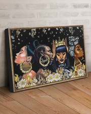 Beautiful Black Women 30x20 Gallery Wrapped Canvas Prints aos-canvas-pgw-30x20-lifestyle-front-07