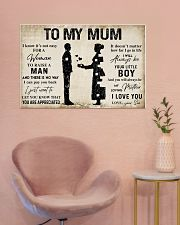 TO MY MUM 36x24 Poster poster-landscape-36x24-lifestyle-19