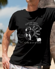 Can't you sing in solmization Classic T-Shirt lifestyle-mens-crewneck-front-11