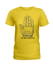 The Guidonian hand Ladies T-Shirt thumbnail