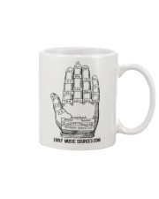 The Guidonian hand Mug thumbnail