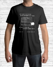 Cat Cadence with Penna Classic T-Shirt lifestyle-mens-crewneck-front-1