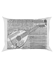 Carrara Regola ferma e vera Rome 1585 Rectangular Pillowcase back