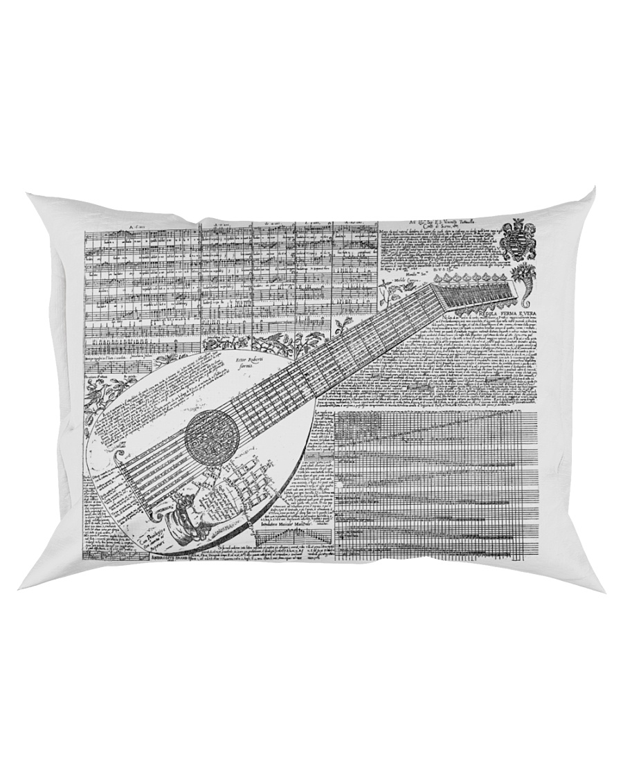 Carrara Regola ferma e vera Rome 1585 Rectangular Pillowcase