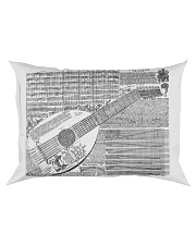 Carrara Regola ferma e vera Rome 1585 Rectangular Pillowcase front