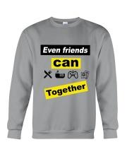 Awesome friendship T-Shirt Crewneck Sweatshirt front