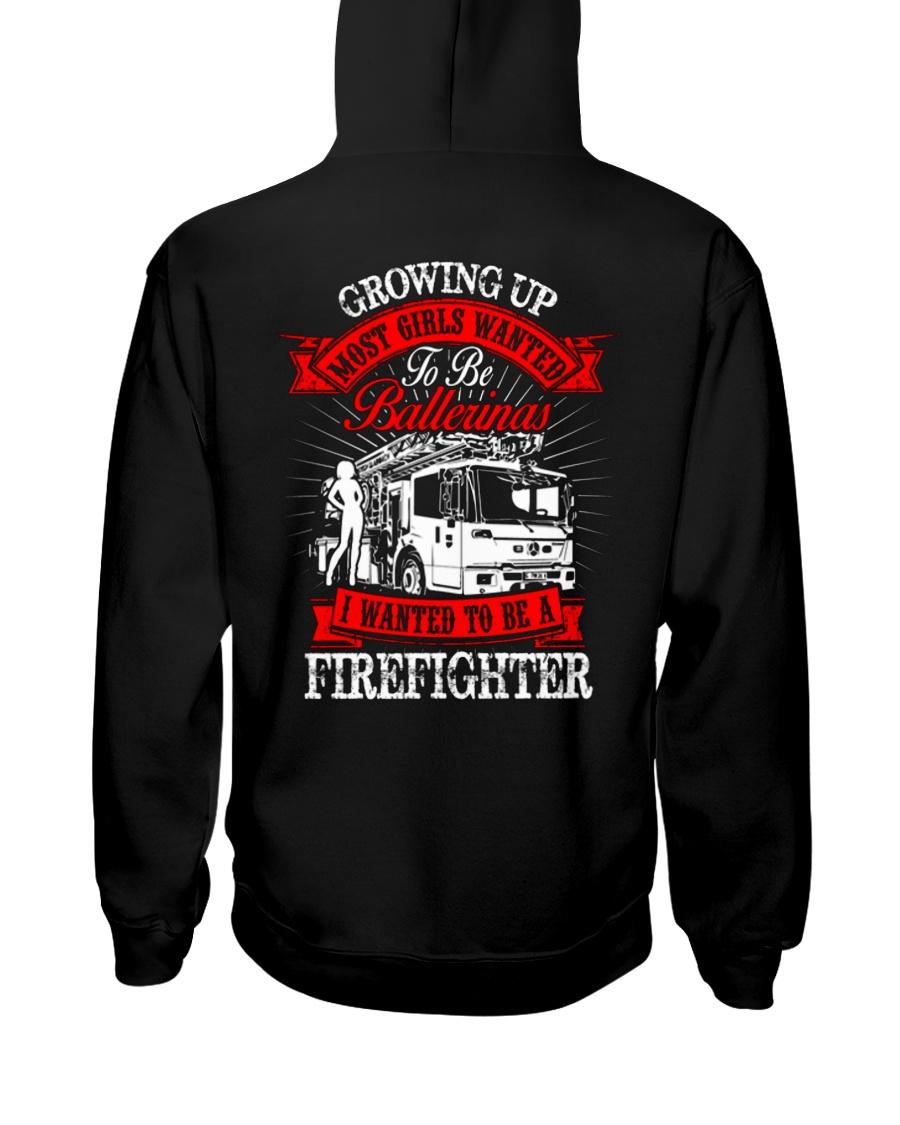 Firefighter - USA Firefighter - Best Firefighter Hooded Sweatshirt
