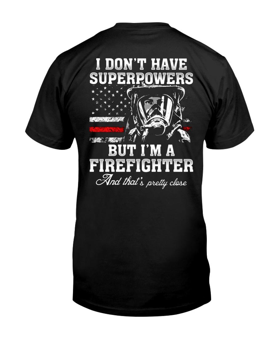 Firefighter - USA Firefighter - Best Firefighter Classic T-Shirt