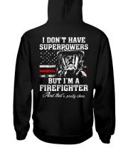 Firefighter - USA Firefighter - Best Firefighter Hooded Sweatshirt thumbnail