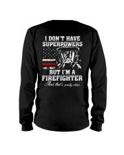 Firefighter - USA Firefighter - Best Firefighter Long Sleeve Tee thumbnail