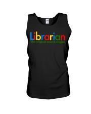 librarian-librarian Tshirt -librarian hoodie Unisex Tank thumbnail