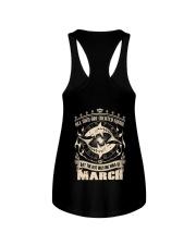 Birthday -March Birthday - Birthday Hoodie Ladies Flowy Tank thumbnail