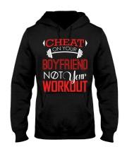 Girlfriend Girlfriend Girlfriend Girlfriend Gifts Hooded Sweatshirt thumbnail