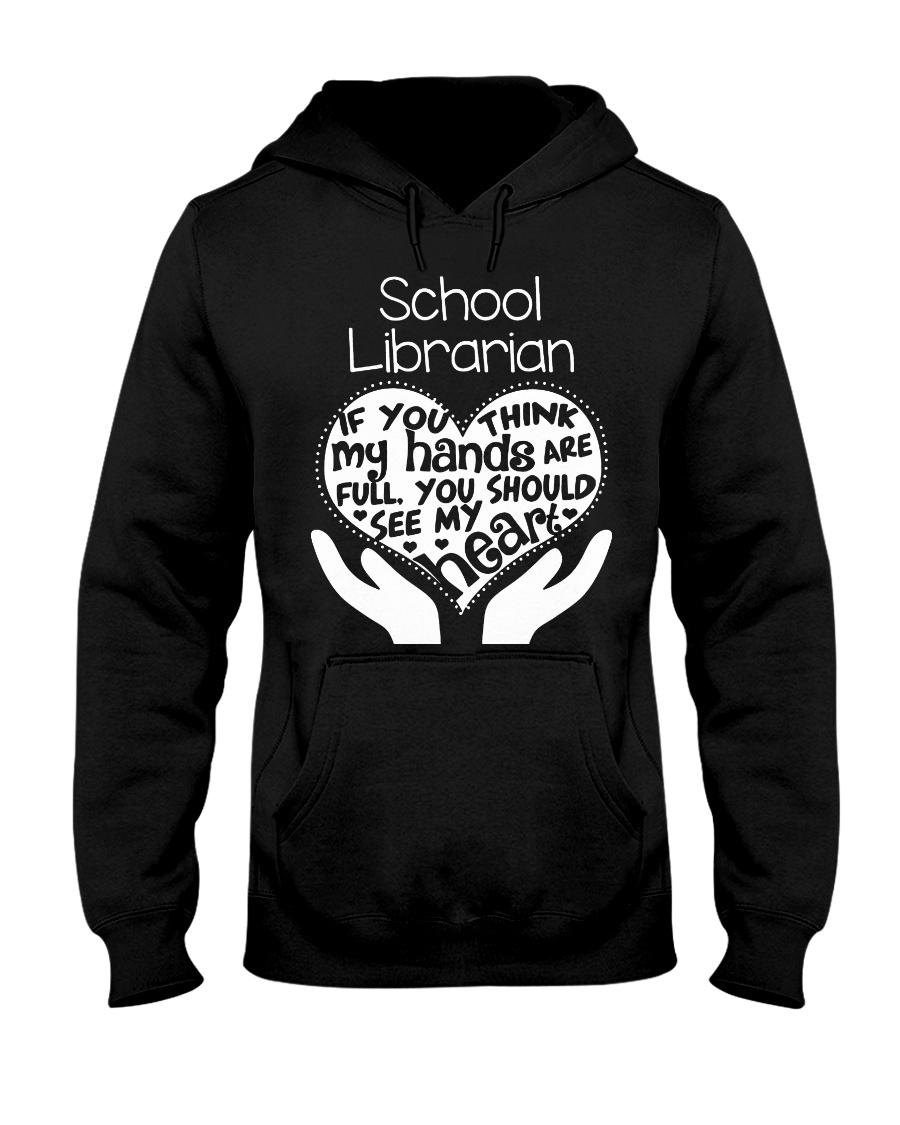 librarian-librarian Tshirt -librarian hoodie Hooded Sweatshirt